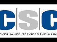 CSC e-Governance Services India