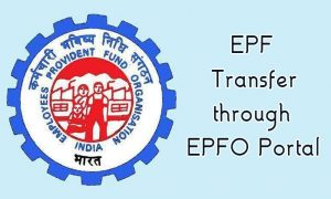 EPFO Transfer