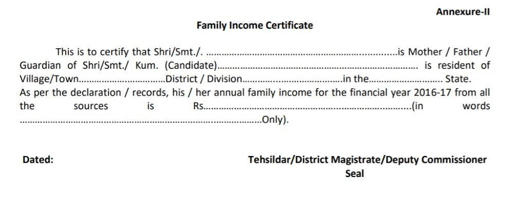 Income-Certificate-Format