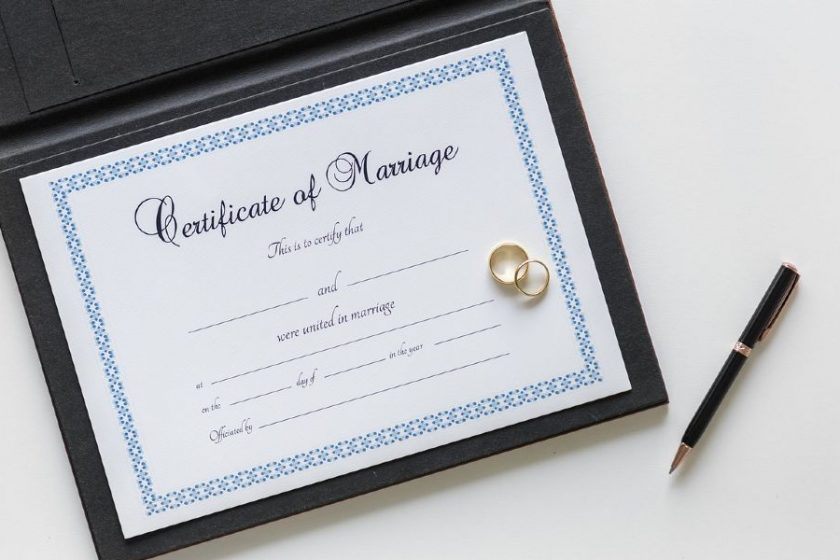 Marriage Certificate: How to Apply for it Online & Offline?