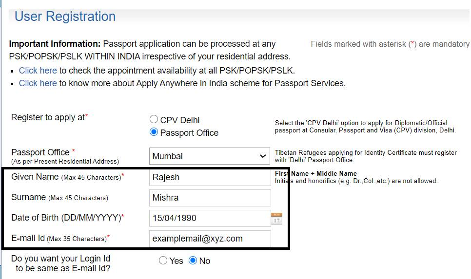 Passport Renewal 3