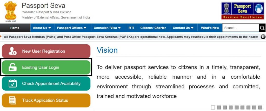 Passport Renewal 9