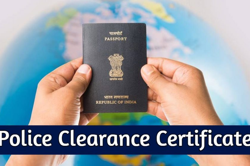 Police Clearance Certificate: How to Apply for PCC Online?