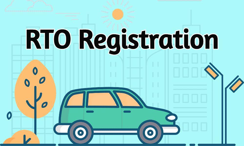 ABC of Vehicle Registration at RTO