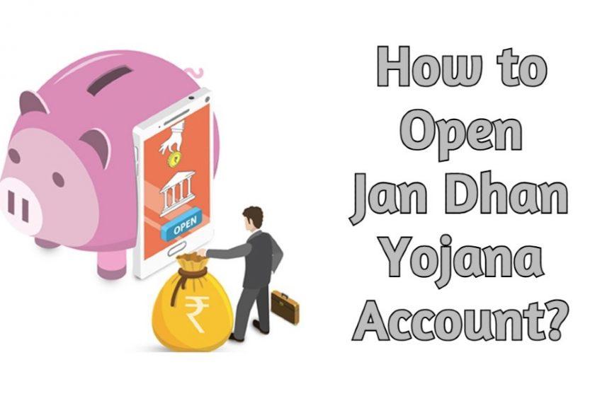 Pradhan Mantri Jan Dhan Yojana (PMJDY): How to Open Jan Dhan Yojana Account?