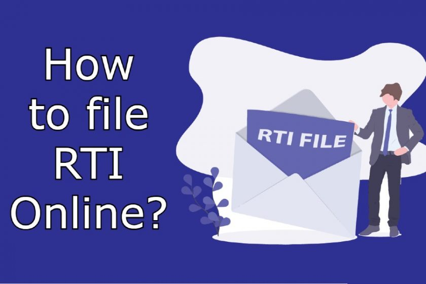 Right to Information (RTI): How to File RTI Online?