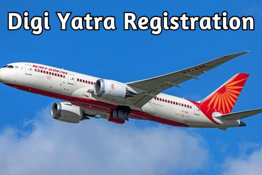Digi Yatra Registration: How to Enroll?